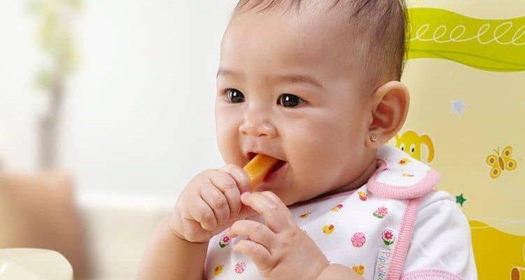 Điểm danh những lọai thực phẩm giúp bé tăng cân nhanh